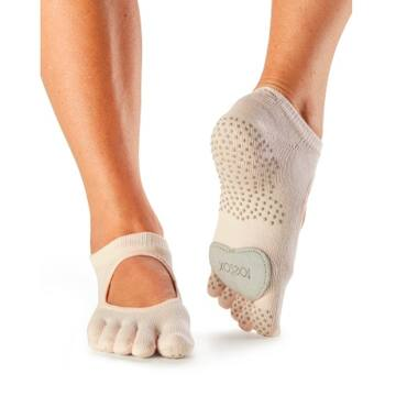 Dance ToeSox With Toe Plie