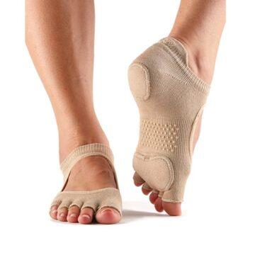 ToeSox Half Toe Prima Bellarina Dance Sock