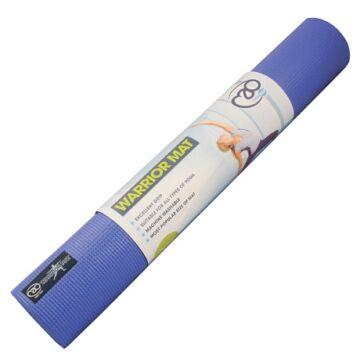 Warrior Jóga matrac (4mm, kék)