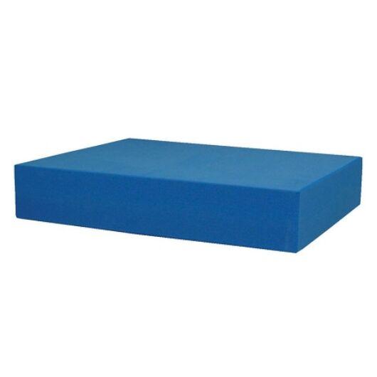 Ülő tégla (32cm x 25cm x 6cm, kék)