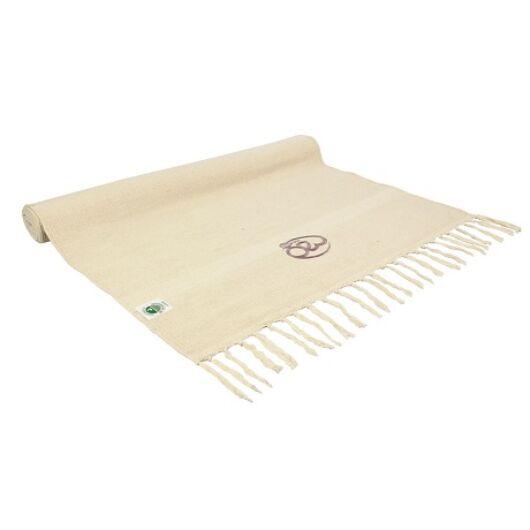Organikus pamut jóga szőnyeg