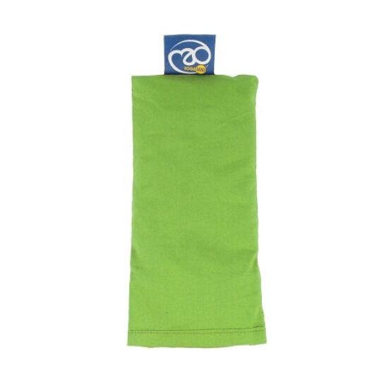 Organikus szempárna (zöld)